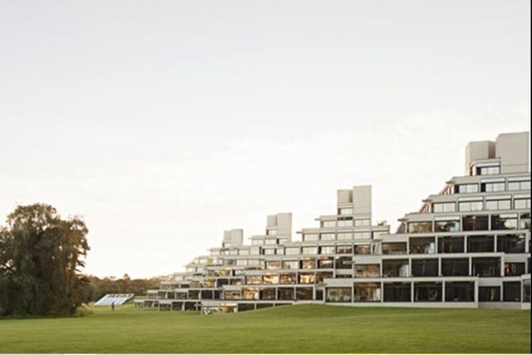 University of East Anglia, Inggris