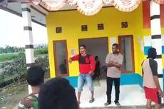Viral, Video Warga di Maluku Tengah Gerebek Aparat Desa Pesta Miras di Kantor Desa