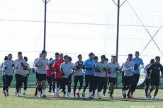Jadwal Timnas U19 Indonesia, Uji Coba Perdana Lawan Tim Spanyol