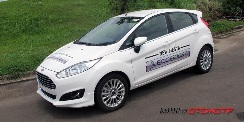 Ford Fiesta EcoBoost 1.0 liter