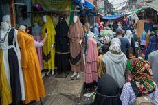 DKI Jakarta Kembali Terapkan PSBB, Para Pedagang Pasar Terpukul