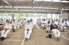 Ribuan Karyawan Pabrik Honda di Karawang Dapat Vaksin