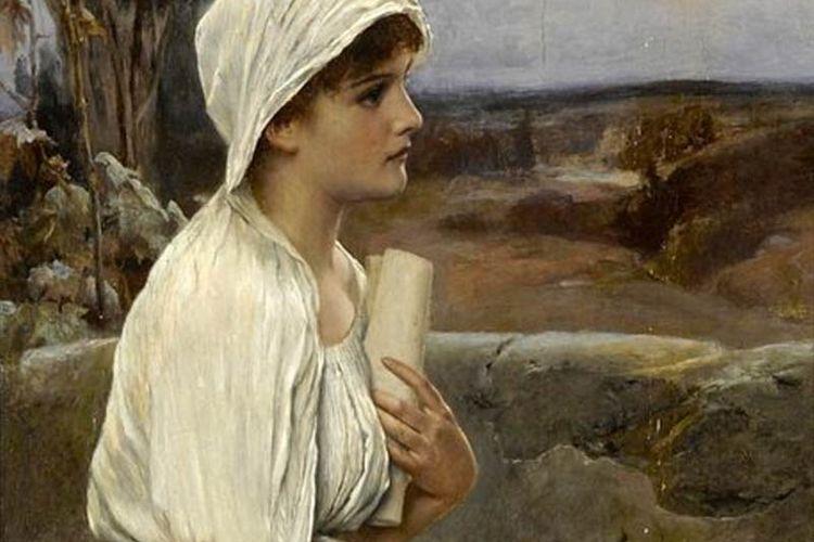 Hypatia, seorang filsuf, astronom, dan ahli matematika wanita Yunani di Mesir dan selama Kekaisaran Romawi Timur. [Via Wonderslist]