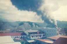 Pasca-demo Rusuh, Sebagian Jayapura Gelap Gulita, Listrik Padam