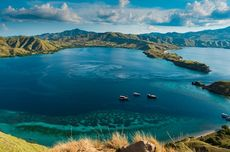 Indonesia's Gili Lawa in Komodo National Park to Reopen Aug. 1