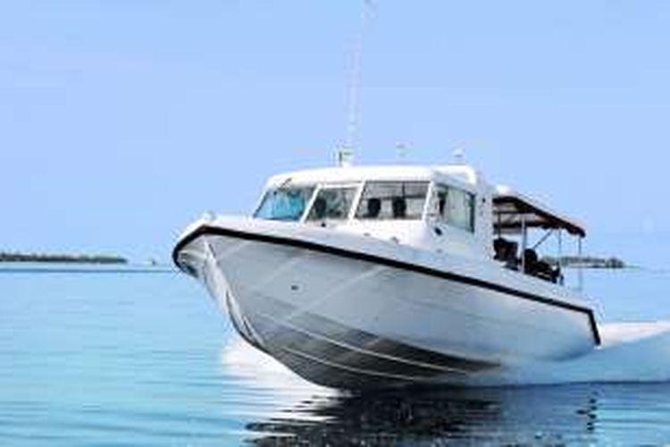 Speedboat (Ilustrasi)
