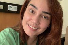 Operasi Kista Ovarium Lancar, Feby Febiola: Terima Kasih Sudah Mendoakan