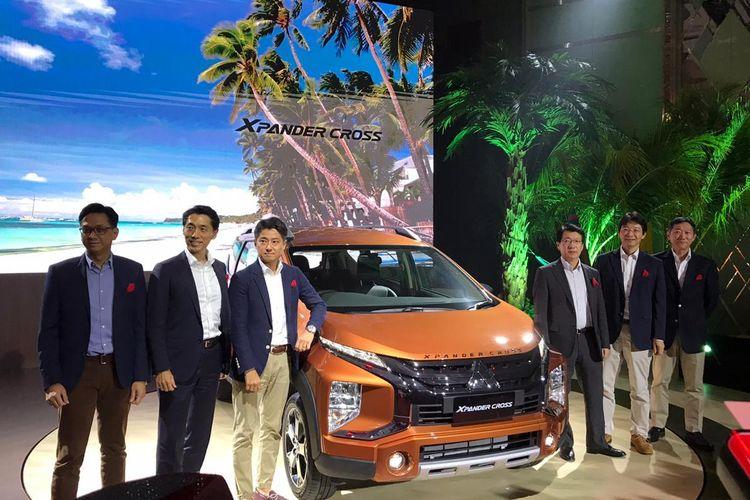 Mitsubishi Xpander Cross resmi meluncur di Indonesia