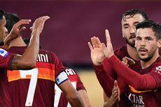 Hasil Roma Vs Spezia - Drama Menit Terakhir, Giallorossi Menang dan Dekati Inter Milan