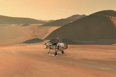 Misi Dragonfly NASA akan Cari Tahu Kehidupan di Bulan Saturnus, Titan