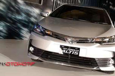 Detail Perbedaan pada Toyota Corolla Altis Baru