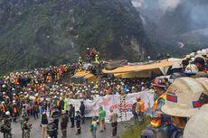 Bupati Mimika: Tuntutan Karyawan Freeport yang Demo di Tembagapura Disetujui