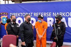 Oknum Perwira Polisi Jadi Kurir Sabu 16 Kg, Kapolda Riau: Dia Penghianat Bangsa