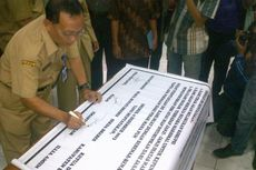 Pejabat Brebes Tanda Tangani Pakta Integritas Tak Korupsi