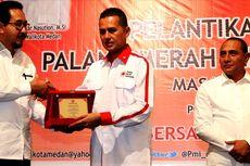 Dilantik Jadi Ketua PMI Medan, Wagub Sumut Bilang Kami Tidak Menjual Darah