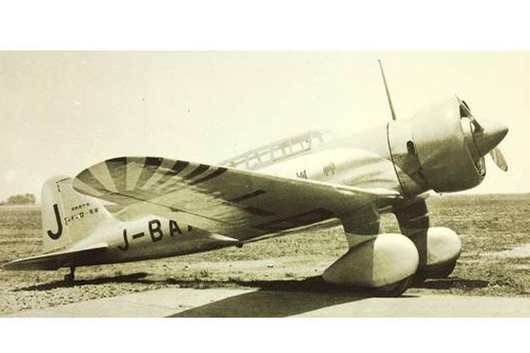 Pesawat Kamikaze Jepang