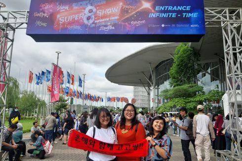 Ingat Umur, Penggemar Janji Jaga Sikap Saat Konser Super Junior