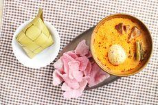 Resep Ketupat Sayur Padang, Pakai Daging Sandung Lamur