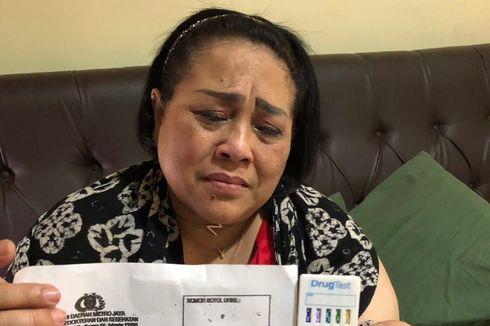 Nunung dan Suaminya Ditahan di Rutan Narkoba Polda Metro Jaya
