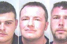 Dua Eks Tentara Inggris Penyerang Masjid Dipenjara 6 Tahun