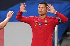 Positif Covid-19, Cristiano Ronaldo Hanya Ingin Bermain Sepak Bola