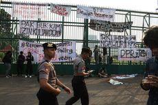 Demo di DPR, Mahasiswa Tegaskan Bukan untuk Gagalkan Pelantikan Jokowi