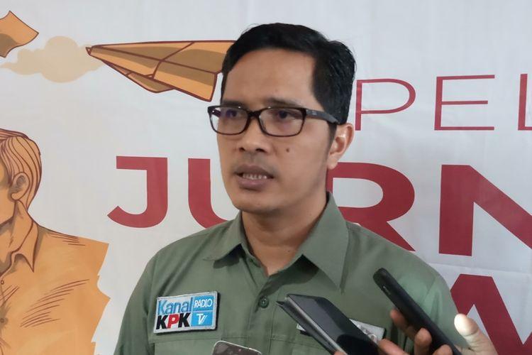 Kepala Biro Hubungan Masyarakat (Biro Humas) Komisi Pemberantasan Korupsi atau yang lebih dikenal sebagai Juru Bicara KPK, Febri Diansyah