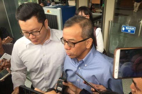 Eks Dirut Garuda Indonesia dan Pengusaha Ditahan KPK