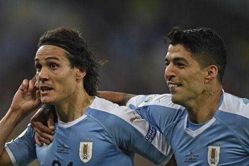 Skuad Uruguay untuk Copa America 2021