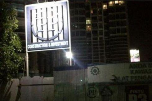 Polisi: Tertimpa Alat, Pekerja di Proyek Apartemen Tower President Saint Moritz Tewas