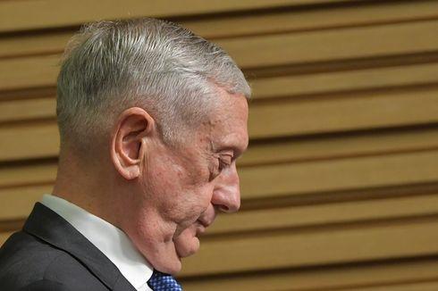 Menhan AS Mundur saat Trump Ingin Tarik Pasukan dari Suriah