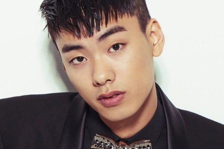 Rapper asal Korea Selatan, Iron.