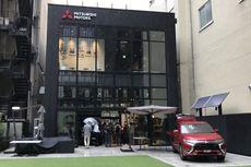 Berkunjung ke Showroom Mewah Mitsubishi Mi-Garden di Ginza