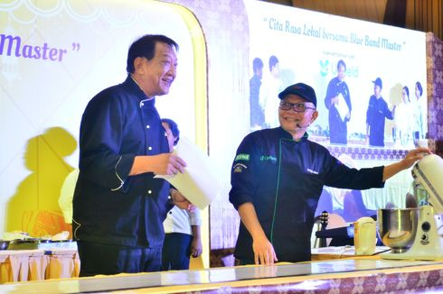 Pelaku UMKM dapat Inspirasi Resep Kue untuk Bisnis Jelang Lebaran