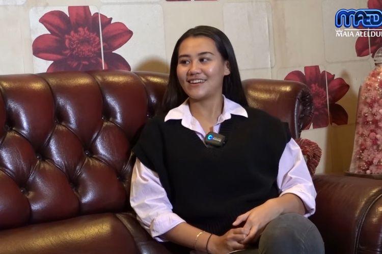 Aaliyah Massaid cerita mengenai kekuatan yang ia pegang dalam melewati ujian hidup
