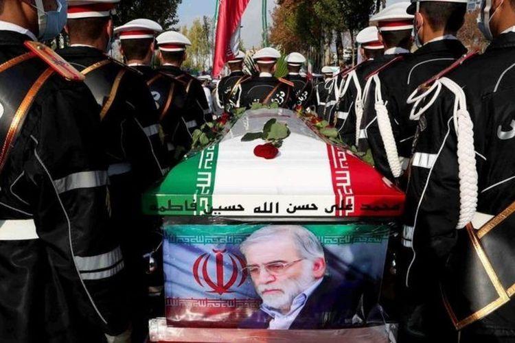 Fakhrizadeh adalah ilmuwan Iran kelima yang terbunuh dalam kurun 10 tahun terakhir.