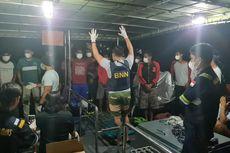 KKP dan BNN Tangkap Kapal Diduga Pengedar Narkoba Wilayah Toli-Toli