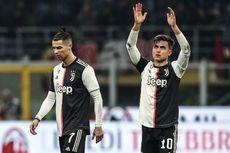 Juventus Upayakan Negosiasi Kontrak Baru Paulo Dybala