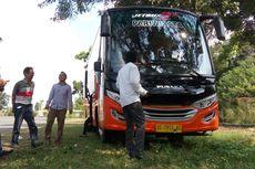 Bus Baru Super Elang Jawa