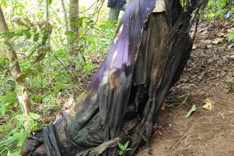 Kondisi mayat asal Desa Sembalun Bumbung