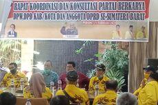 Pascaputusan PTUN Jakarta, DPW Partai Berkarya Sumbar Nyatakan Solid Dukung Tommy Soeharto