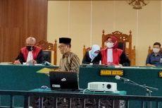 Sidang Perdana Kasus Dangdutan, Wakil Ketua DPRD Tegal Tak Didampingi Pengacara