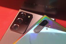 Galaxy Note 20 Masuk Indonesia, Bagaimana Nasib Galaxy Note 10 Series?