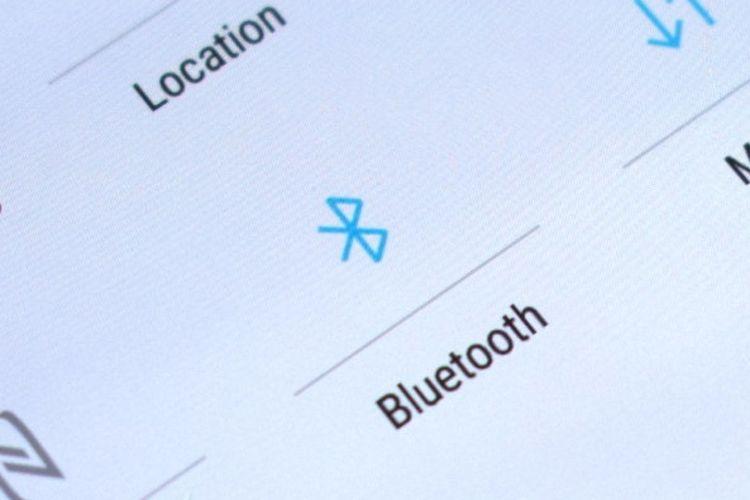 Ilustrasi Bluetooth