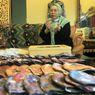 Masker Kain Jumputan Palembang, Strategi Saat Pandemi hingga Digandrungi Artis