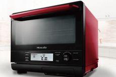 Healsio Superheated Steam Oven, Perangkat Masak Serba Bisa dari Sharp