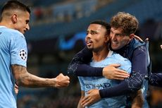 Bawa Man City ke Perempat Final Liga Champions, Gabriel Jesus Terinspirasi Ronaldo