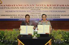 Diajak Perang Gubernur Maluku, Ini Jawaban Menteri Susi