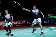 Ahsan/Hendra Tersingkir di Babak Pertama Thailand Open 2019