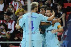 Hasil Liga Spanyol, Valencia Terus Tempel Barcelona